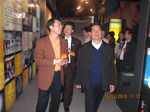 广州市政协委员参观珠江 英博国际啤酒博物馆